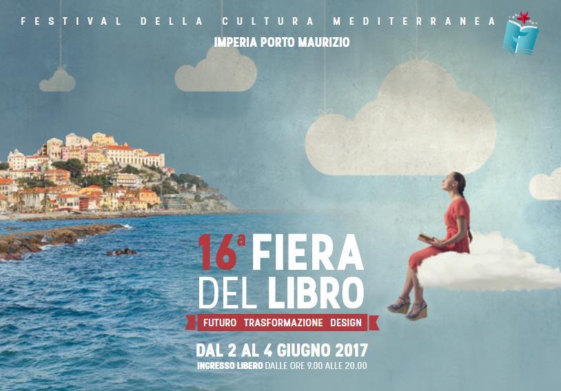 Dal 2 al 4 giugno torna la sedicesima edizione della Fiera del Libro, Festival della Cultura Mediterranea