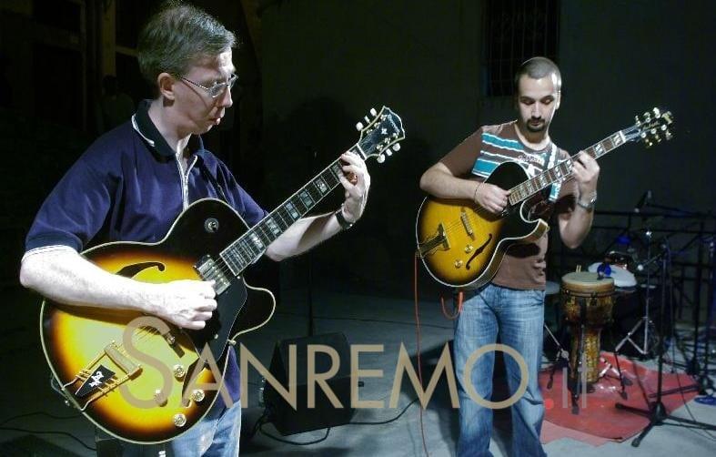 Il Jazz in Duet live al Teatro dell'Attrito