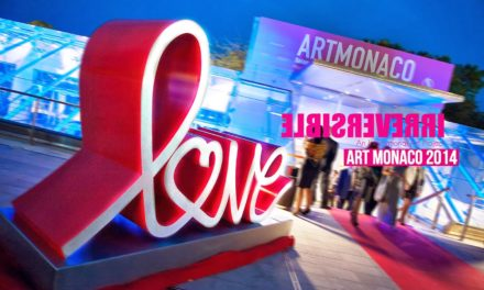 Art-Monaco 2014, the most extraordinary event of contemporary art in the french riviera