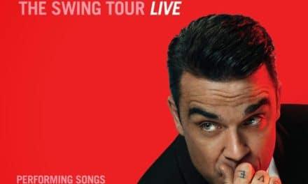 Robbie Williams porta lo swing a Montecarlo