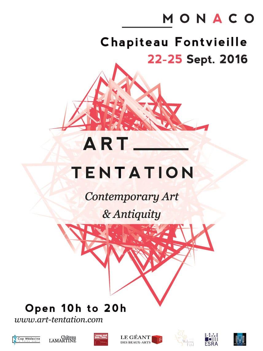 Dal 22 al 25 settembre all'Espace Fontvieille de Monaco arriva Ar Tentation, fiera d'arte contemporanea e antichità. Dopo il successo riscontrato dalle precedenti edizioni del salone, Oktopus Events lancia per…