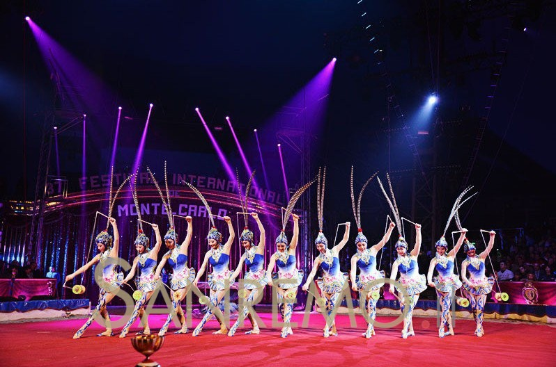 Festival du cirque international de Monte-Carlo