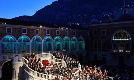 """Grande classica con i """"Concerts au Palais Princier"""""""