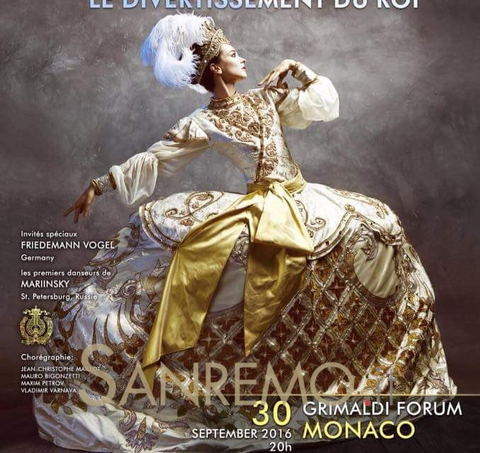 La danza dell'étolie Diana Vishneva al Grimaldi Forum
