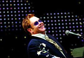 Elton John in concerto allo Sporting di Montecarlo