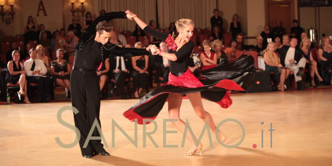 Un weekend al passo di Valzer, Salsa e Foxtrot a Montecarlo con la gara internazionale di ballo