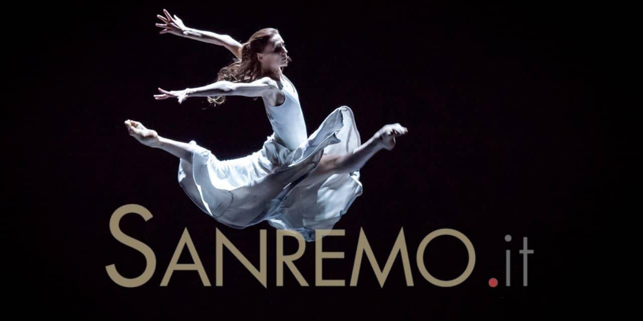 """""""Amore"""" con Svetlana Zakharova nel Principato di Monaco"""