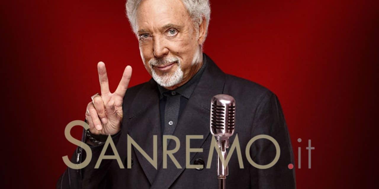 Tom Jones in concerto per festeggiare il 40° compleanno dello Sporting di Monte Carlo