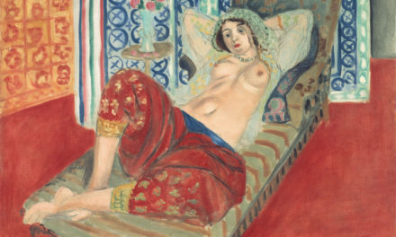 Henry Matisse, l'amore per Nizza e il sogno delle odalische in mostra fino al 29 settembre