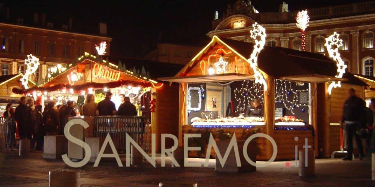 A Nizza prende vita il Villaggio di Natale