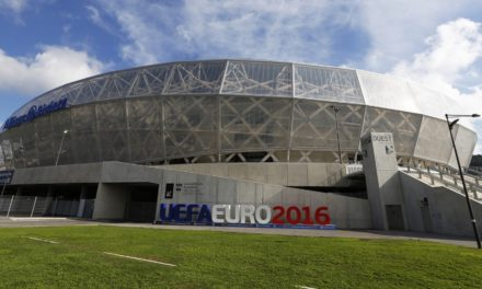 Mancano 10 giorni alla 1ª partita di Euro 2016 all'Allianz Riviera