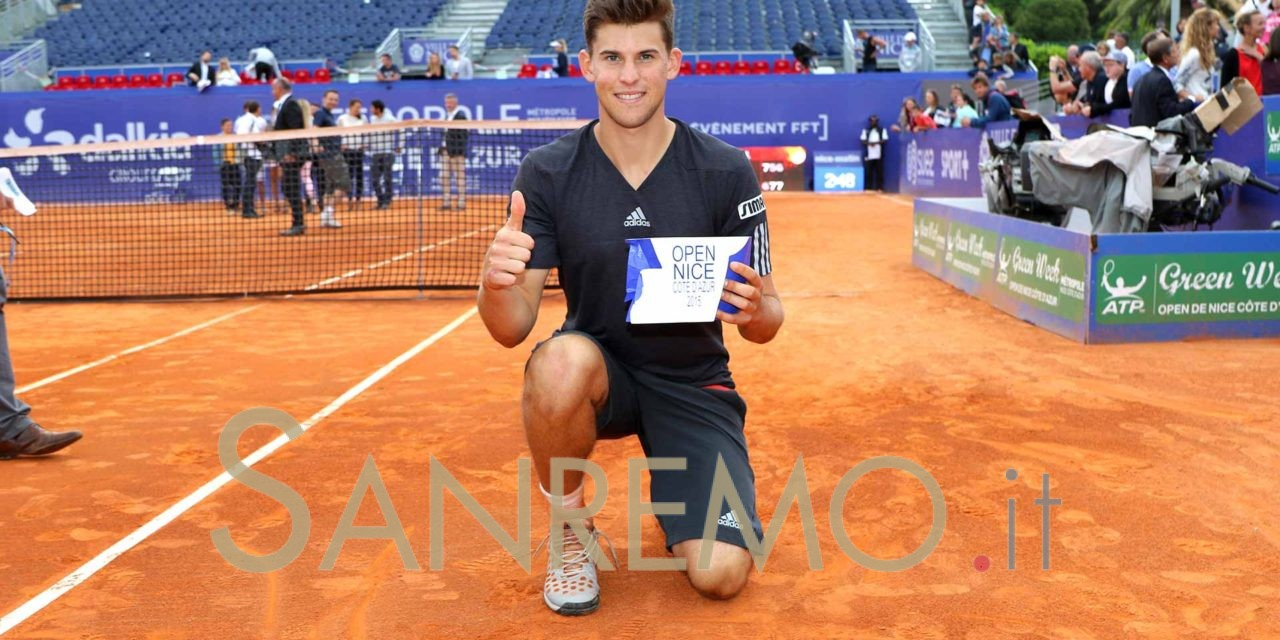Grande tennis a Nizza con il torneo Atp 250