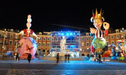I media saranno festeggiati al Carnevale di Nizza