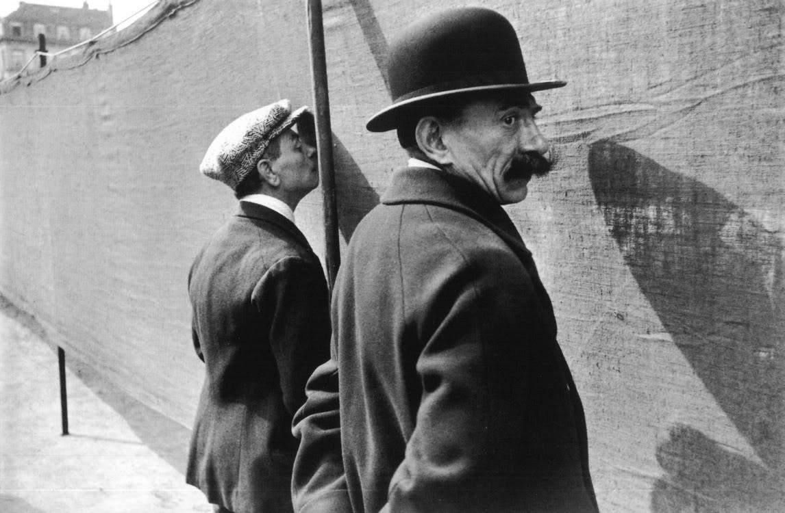 Fino al 24 gennaio mostra del grande fotografo al Theatre de la Photographie et de l'Image