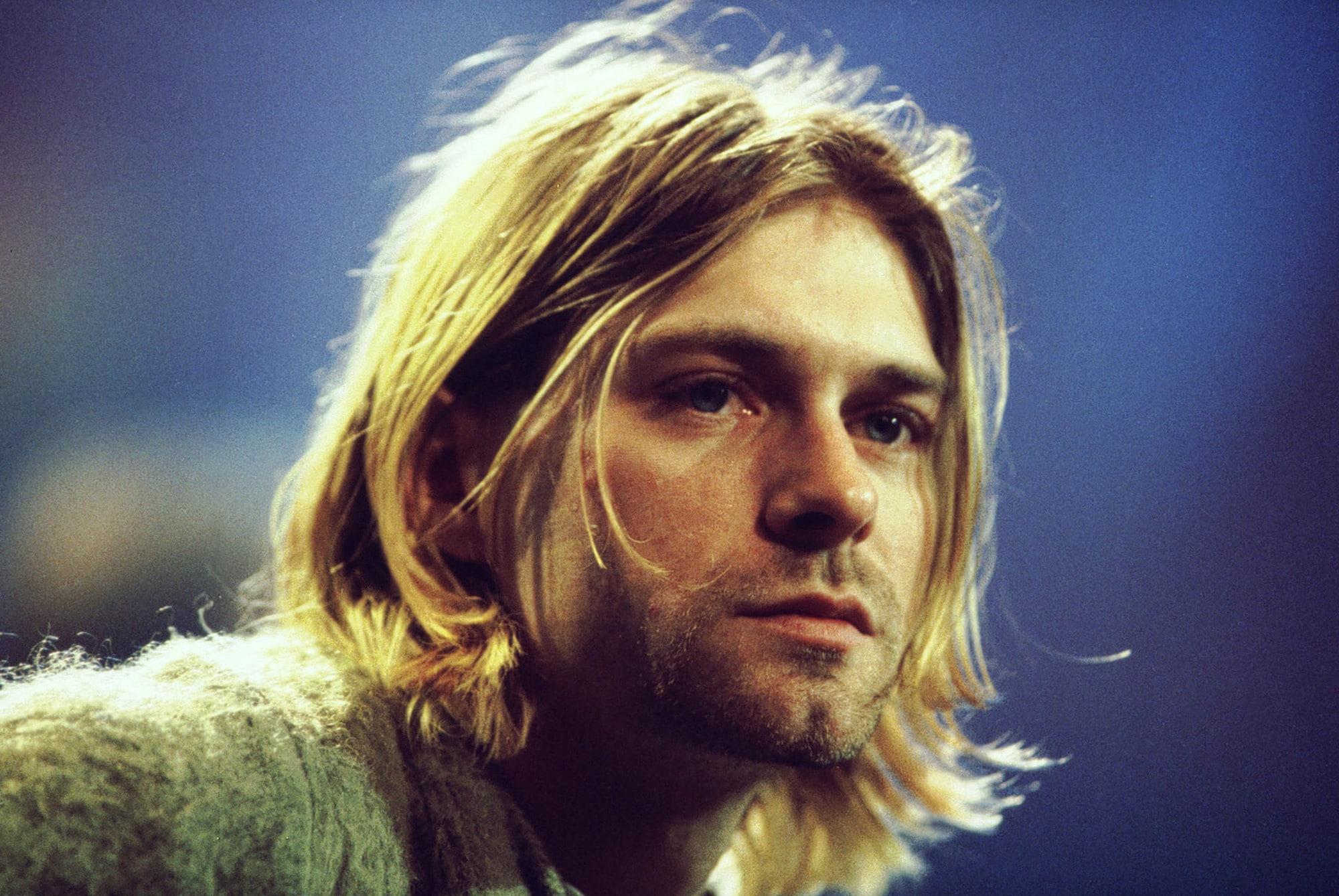 Un documentario e un film sul leader del gruppo rock Nirvana