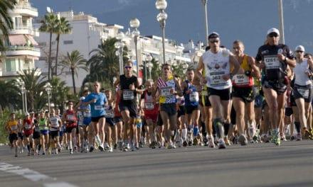 A Nizza una mini maratona per salutare il nuovo anno