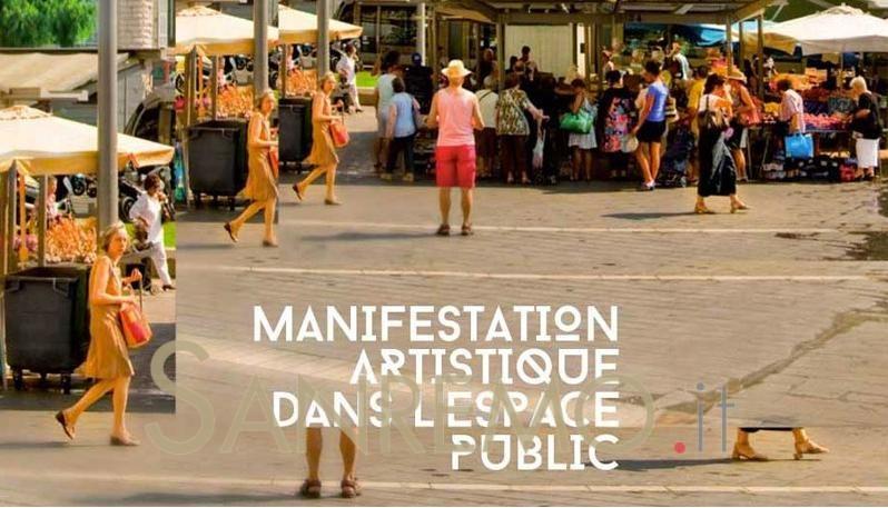 Market Zone à Nice: l'art dans l'espace public