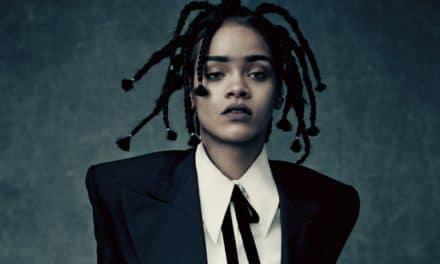 Rihanna in concerto a Nizza