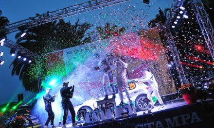 Concluso con successo il 56° Rallye di Sanremo
