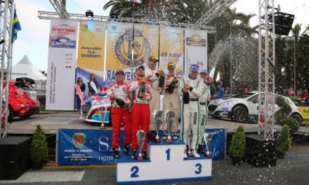 Rombano i motori in Riviera con il 63° Rallye di Sanremo