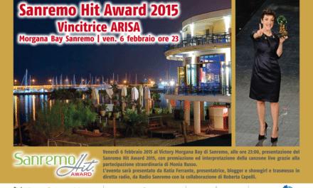 SANREMO HIT AWARD 2015