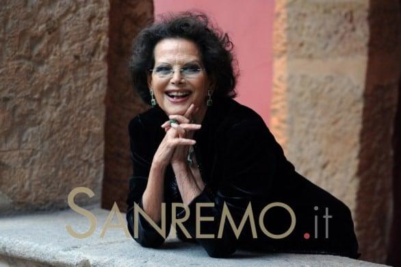 Nella serata finale ci sarà anche l'eleganza dell'attrice Claudia Cardinale