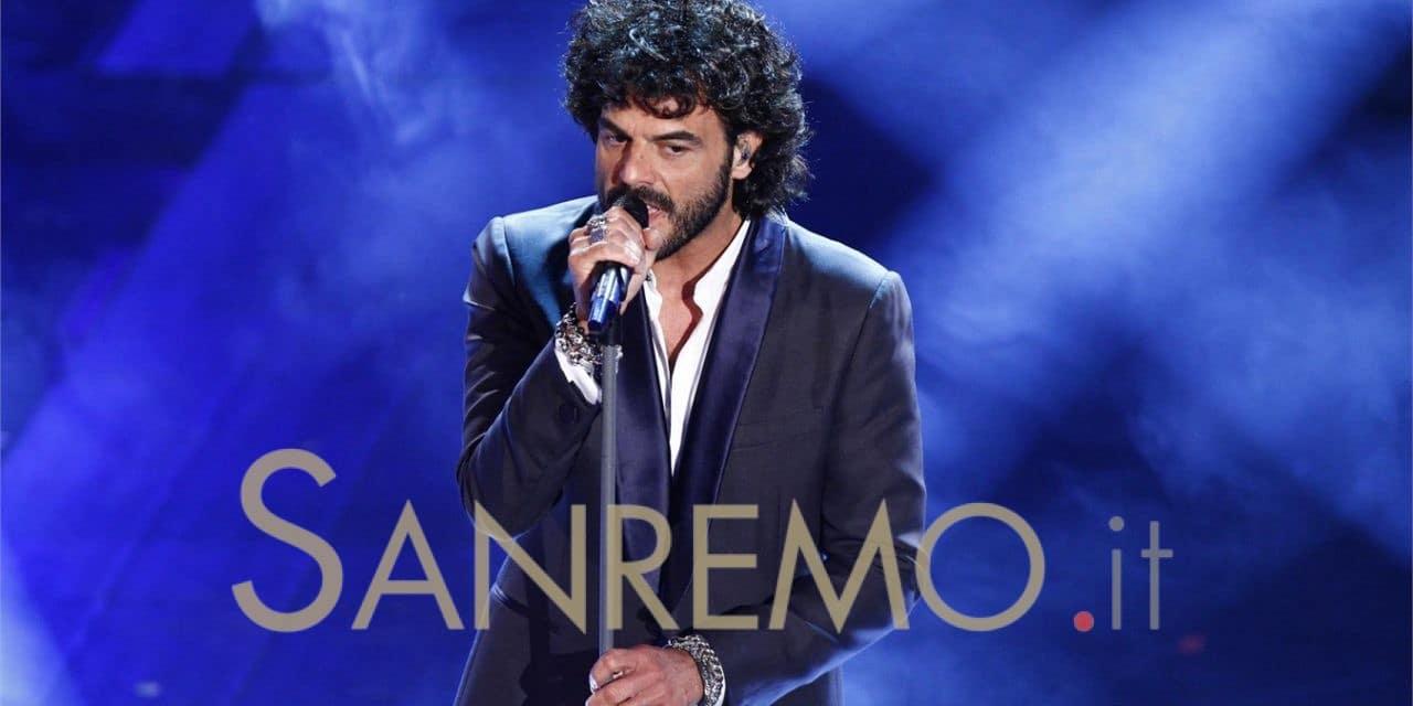 """Francesco Renga torna all'Ariston in """"Tempo Reale"""""""
