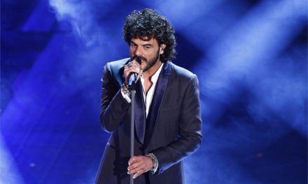 "Francesco Renga torna all'Ariston in ""Tempo Reale"""