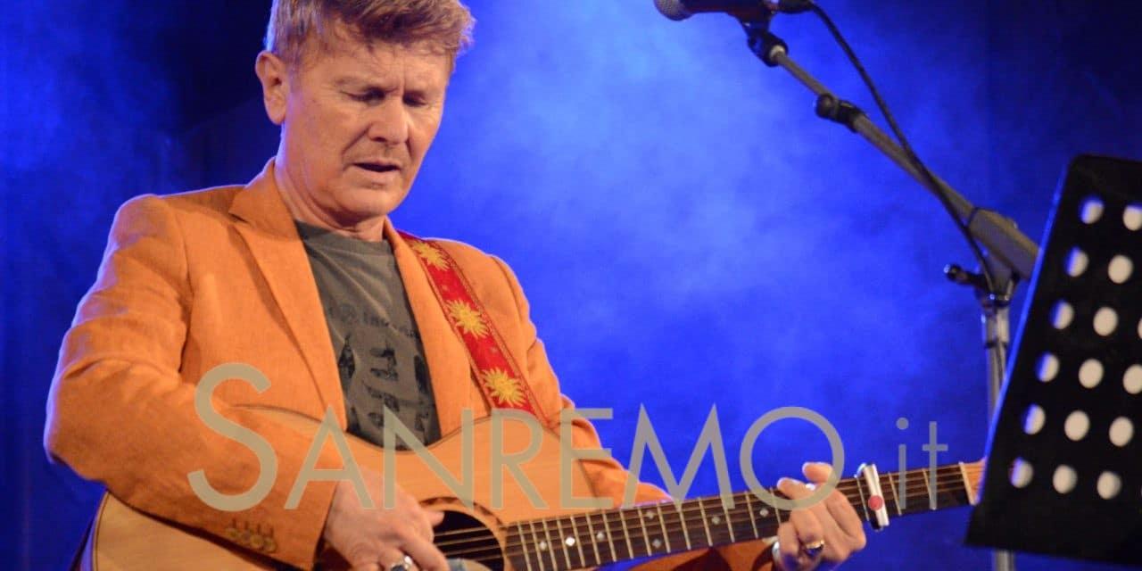 Ron a Sanremo per iniziare il nuovo anno con musica e spettacolo