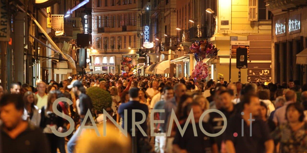 Sanremo chiude l'estate in bellezza con 4 giorni di festa