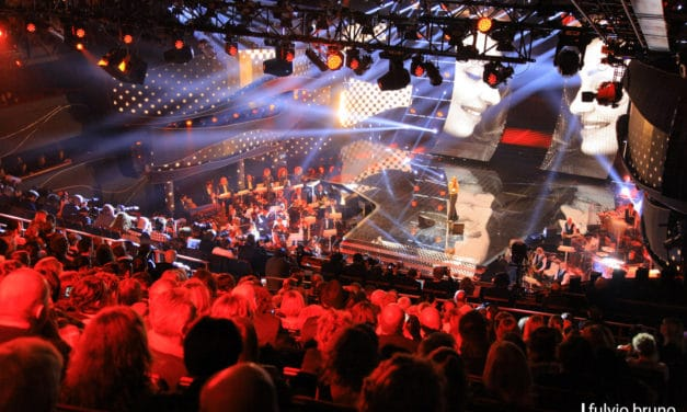 32 grandi orchestre sul palco dell'Ariston