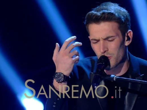 Giovanni Caccamo vince Sanremo giovani