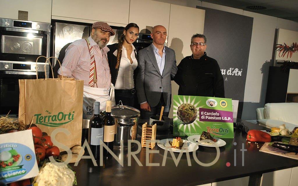 L'Italia protagonista ai cooking show di Casa Sanremo