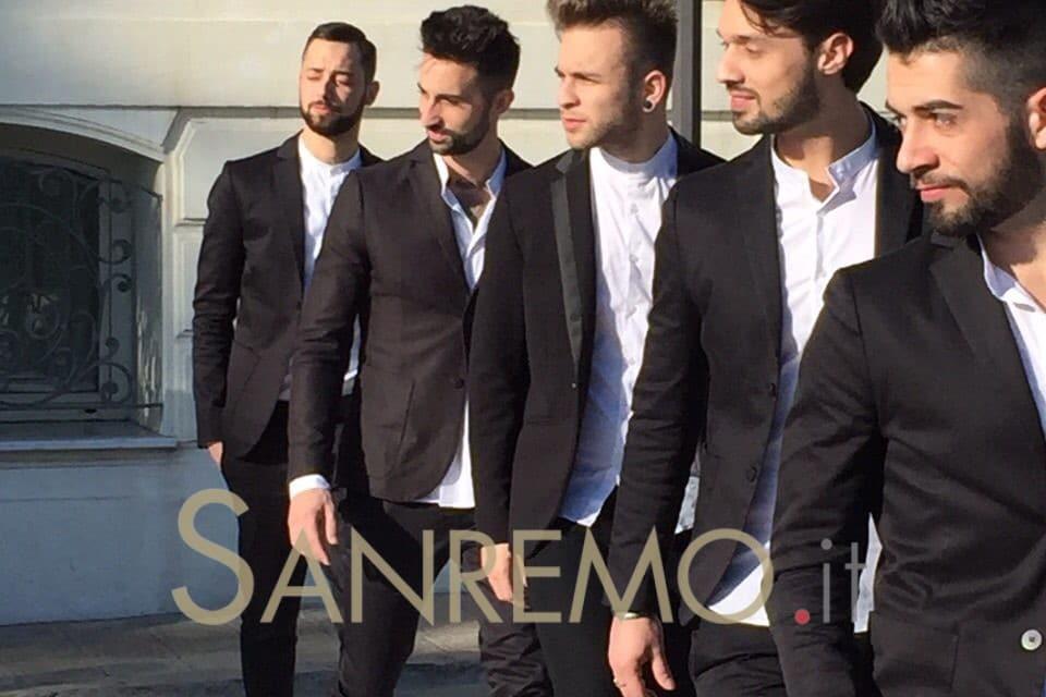 I Dear Jack a Sanremo 2015