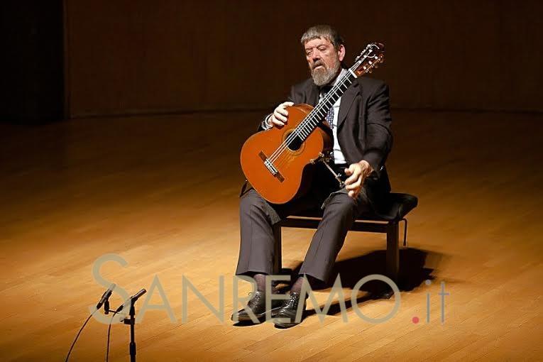 """Sanremo la capitale internazionale della """"Guitar Festival & Competition"""""""