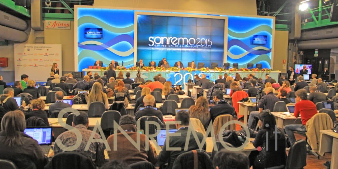 Sorteggiati i giovani sul palco di Sanremo per la finale