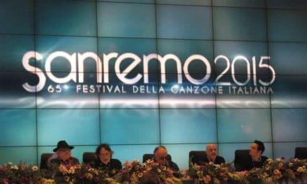 la PFM a Sanremo con 100 elementi d'orchestra