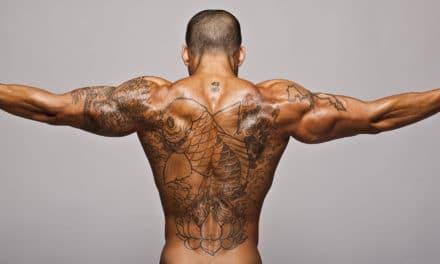 Riunione dei migliori tatuatori a Sanremo