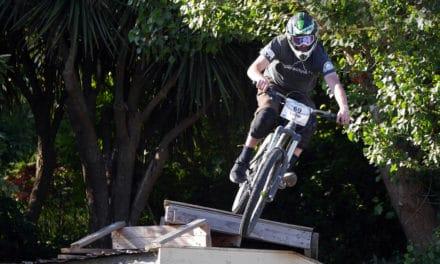 Sanremo festeggia Holloween con la Urban Downhill