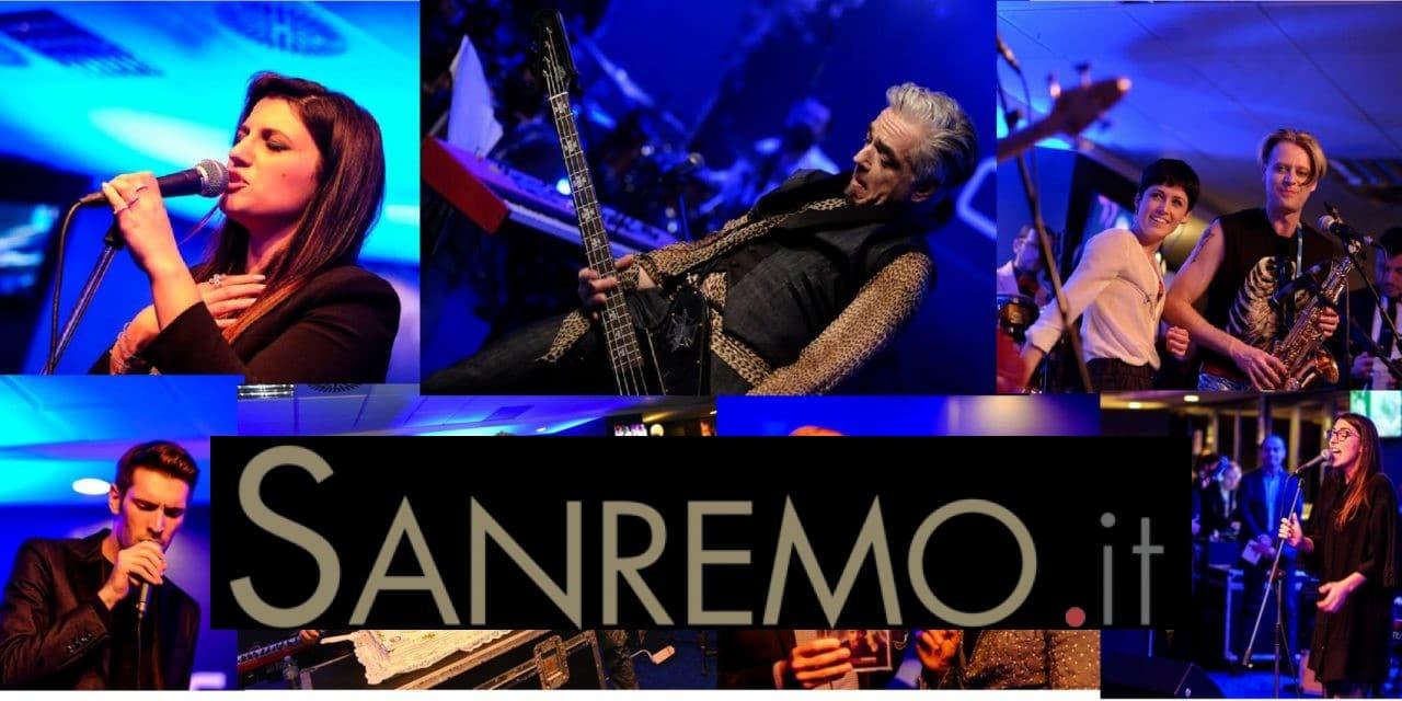 Show Case imperdibili a Casa Sanremo: ieri sera Bluvertigo, Caccamo e Francesco Gabbani