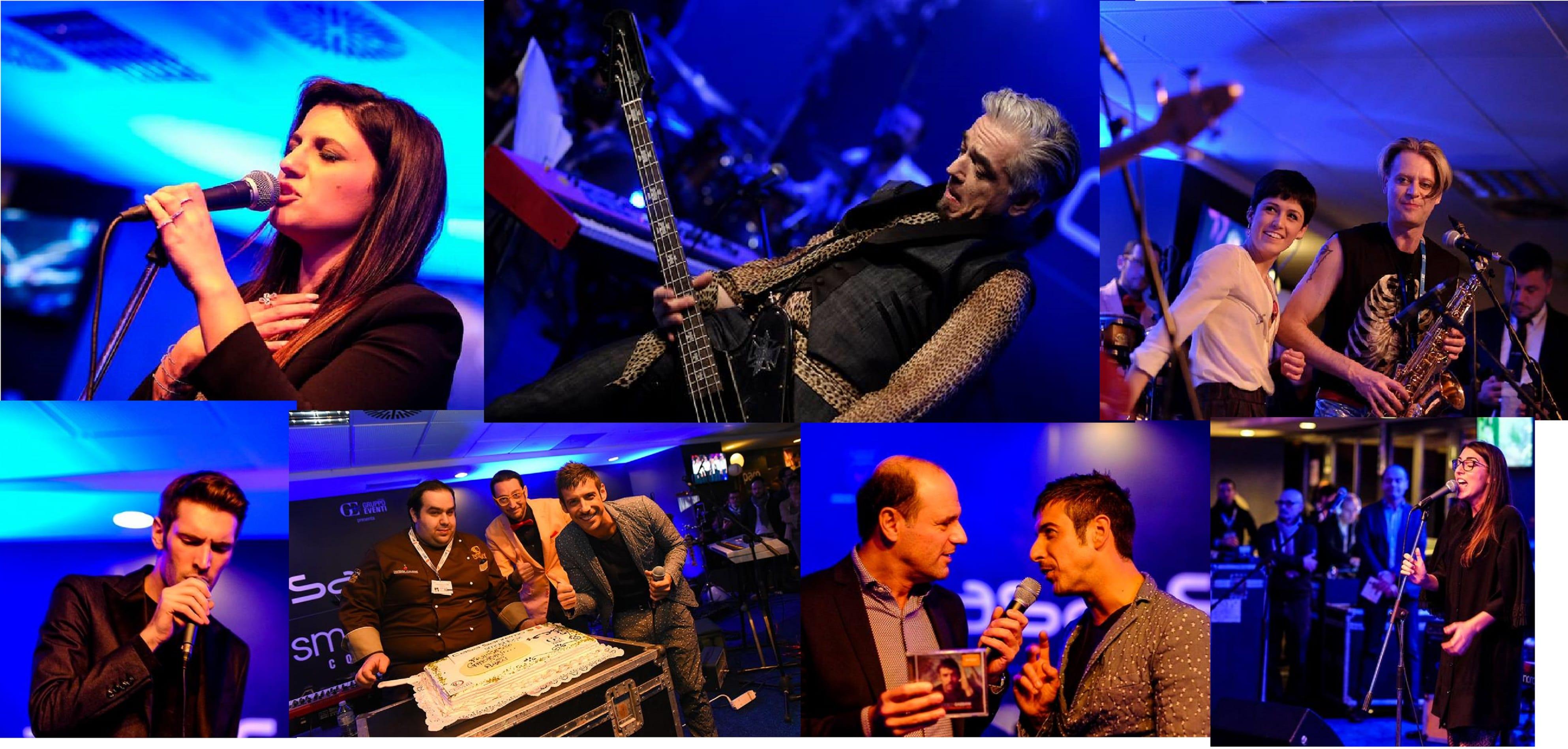 Ieri sera il palco di Casa Sanremo ha accolto il vincitore della sezione Giovani del Festival