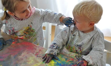 Giocare imparando con il Kinder Time al Palafiori