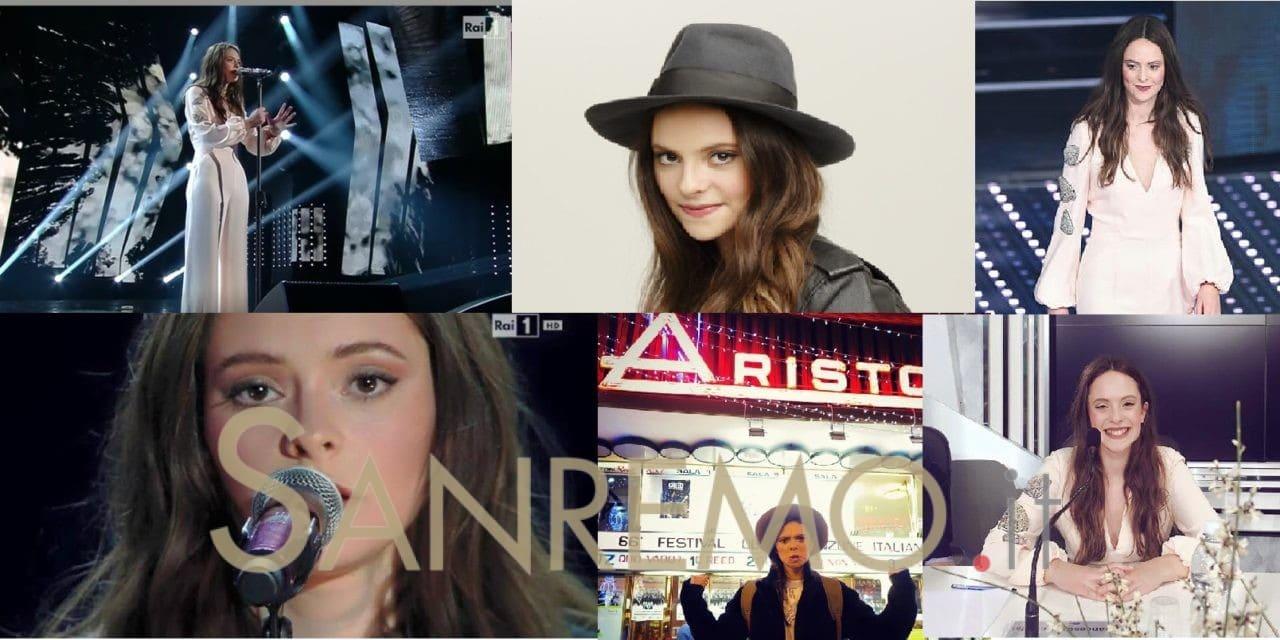 Francesca Michielin all'Eurovision Song Contest