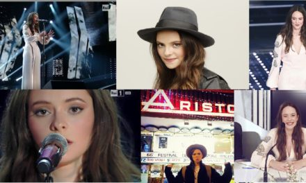 Francesca Michielin all'Eurovision Song Contest