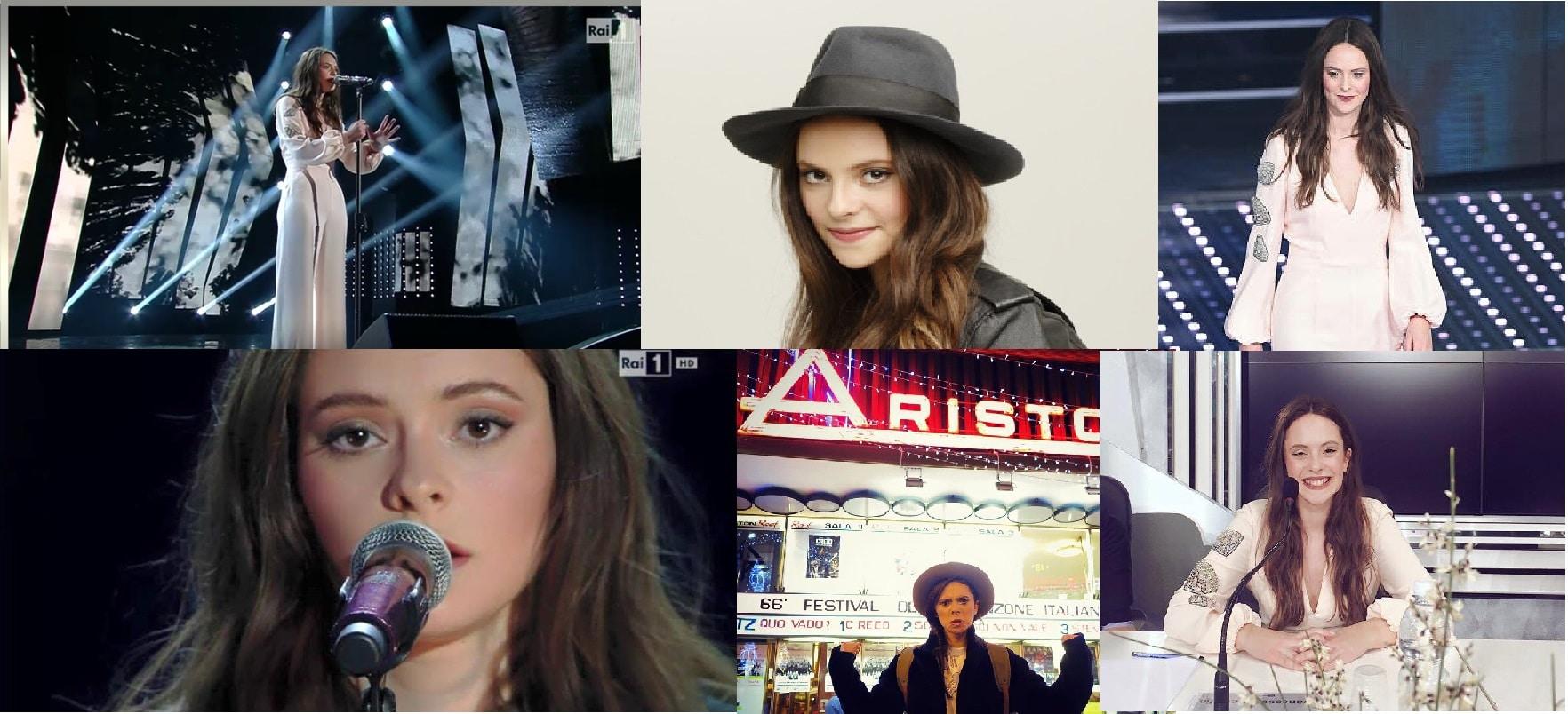 Dopo la rinuncia degli Stadio,sarà la seconda classificata al Festival a cantare per l'Italia
