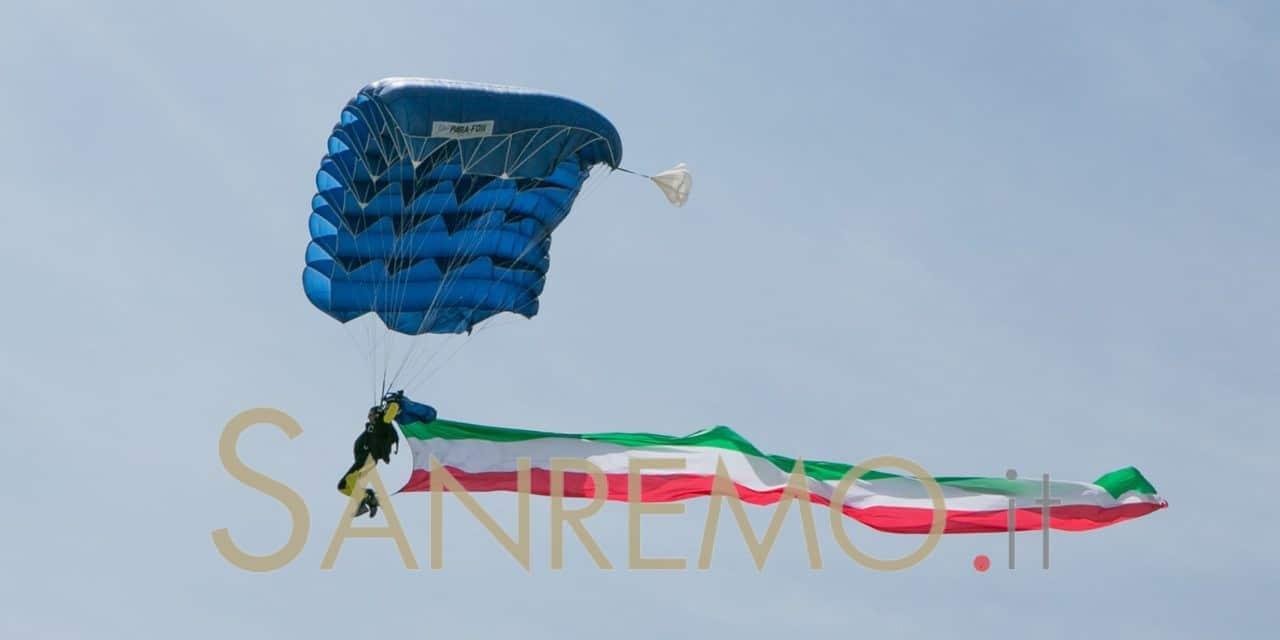 Assemblea Nazionale Paracadutisti a Sanremo