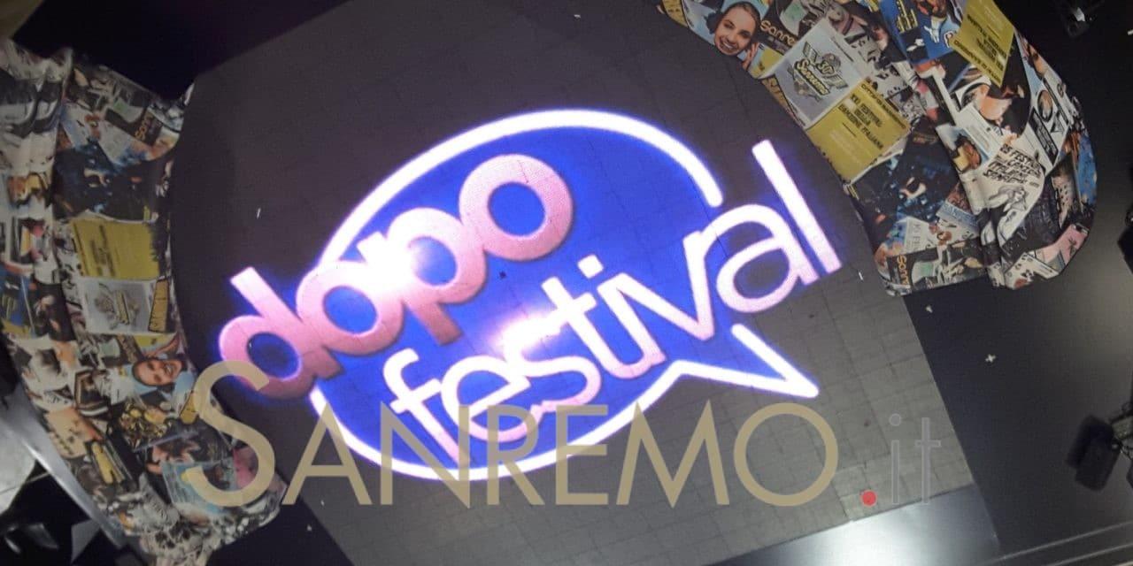 Torna il Dopofestival da Villa Ormond: al comando Nicola Savino, con la musica dei La Rua