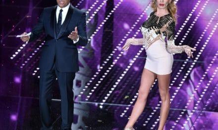 Virginia Raffaele torna a calcare il palco dell'Ariston