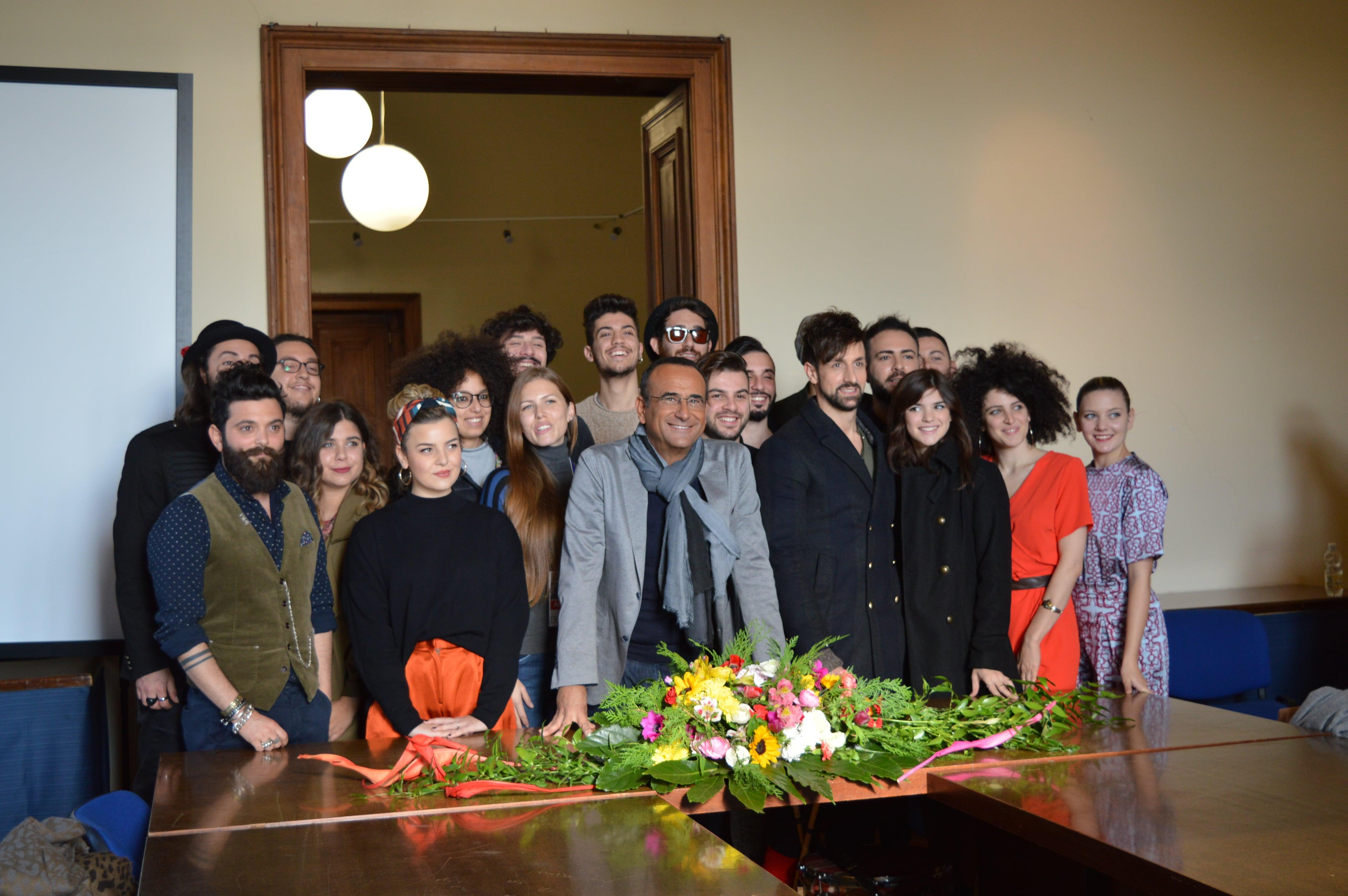Domani sera la diretta su RAI UNO da Villa Ormond a Sanremo saranno annunciati i nomi dei 30 cantanti del 67° Festival