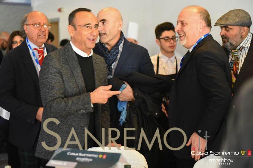 Su il sipario a casa Sanremo tra artisti, intrattenimento, cultura musica e cooking show